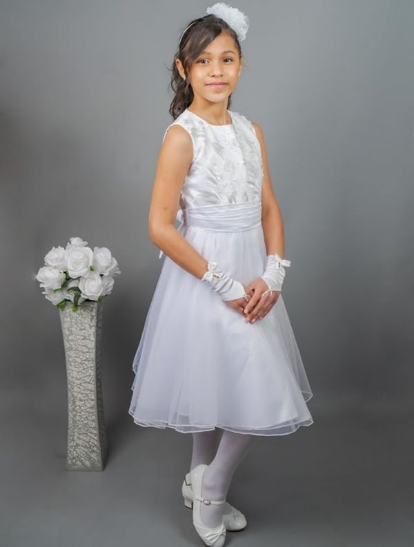 Salomea Communion Dress