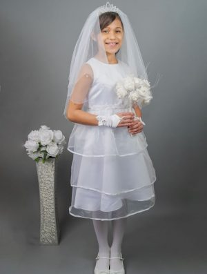 Monica Communion Dress