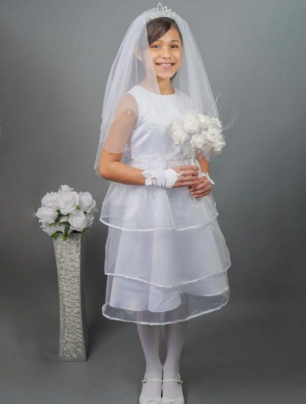 Monica Communion Dress
