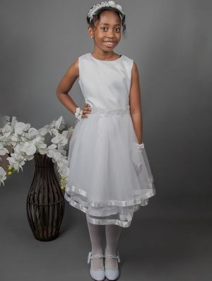 Bridgette Communion Dress