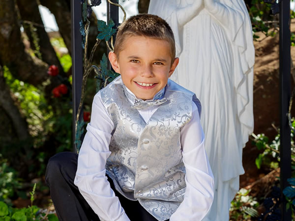 Boys Communion Wear