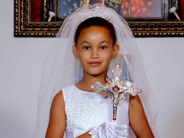 Girls First Holy Communion