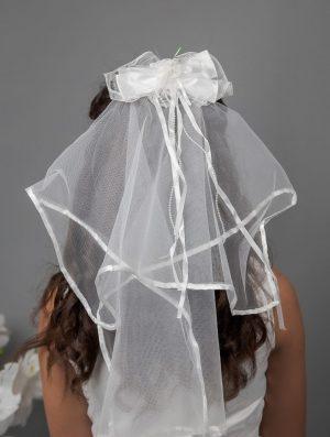 Communion Clip Comb Veil
